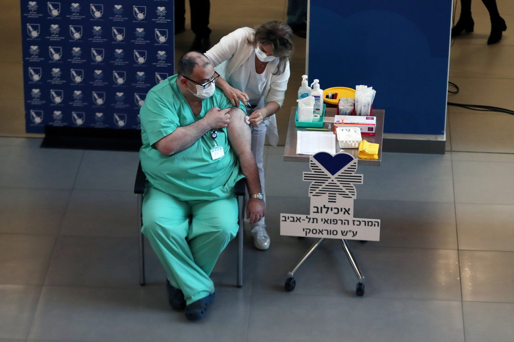 Koronavirus v Izraeli.