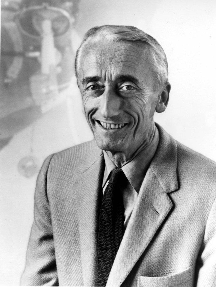 Jacques-Yves Cousteau: Oceánograf z lodi Calypso, který se stal legendou