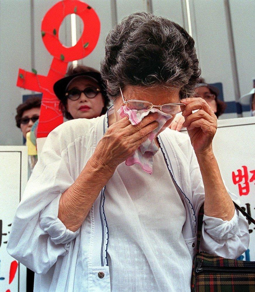 Mnoho obětí se nedožilo ani poražení Japonska, dodnes žije jich jen hrstka