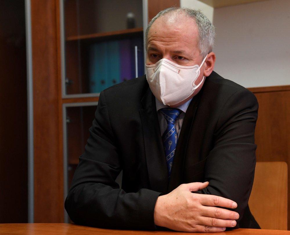 Roman Prymula působil jako ministr zdravotnictví, nyní je poradcem pro zdravotnictví premiéra Andreje Babiše (3. 2. 2021)