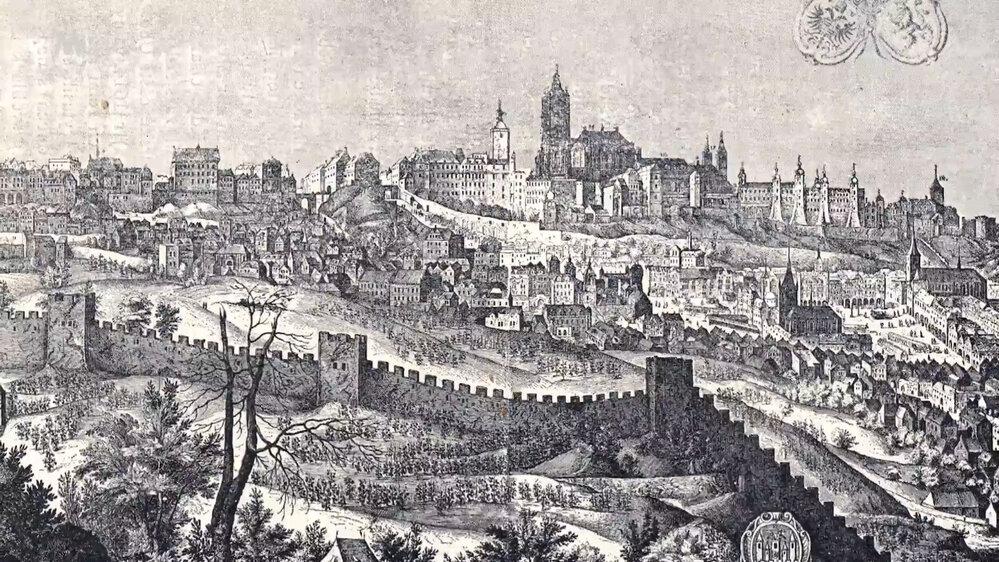 Soudce nechal Kateřinu vyhladovět ve věži na Pražském hradě