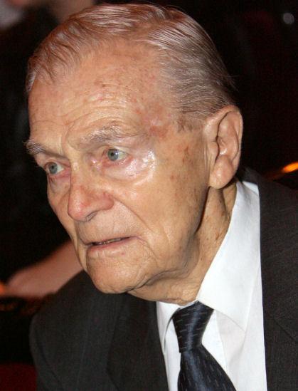 Radovan Lukavský v posledních dnech svého života.
