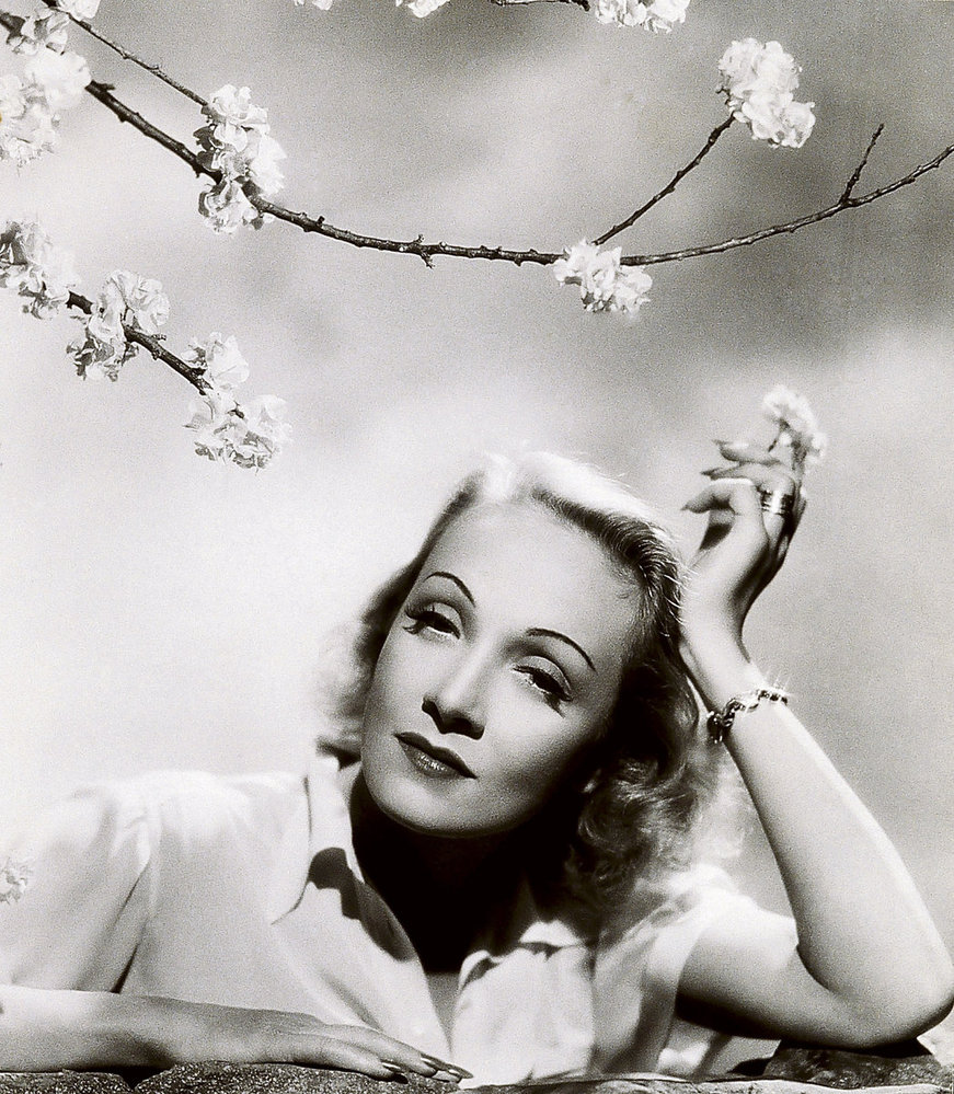 Marlene Dietrich okouzlovala mnoho mužů