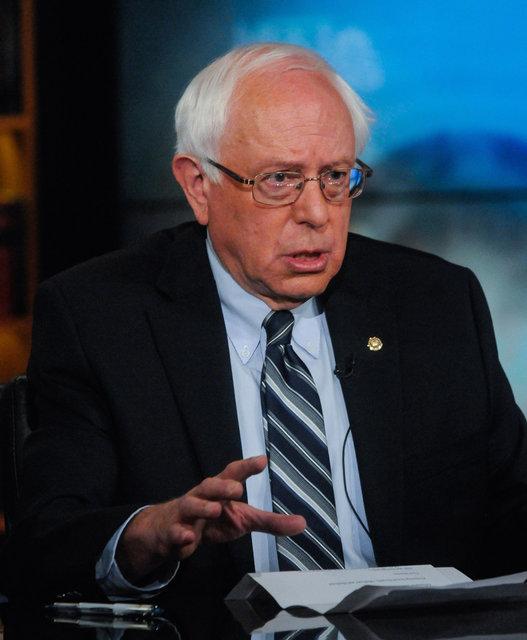I vaše daně zvednu ... (Bernie Sanders)