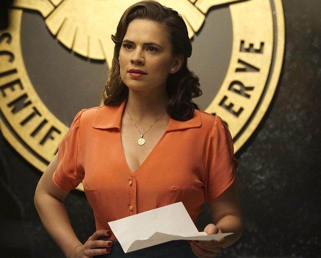 Sbohem, agentko Carterová.