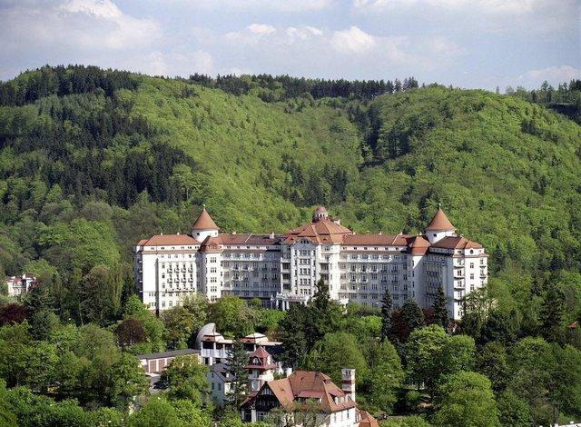 Hotel Imperial, Karlovy Vary,