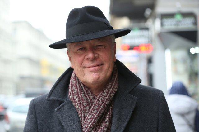 Kandidát na šéfa KSČM Josef Skála