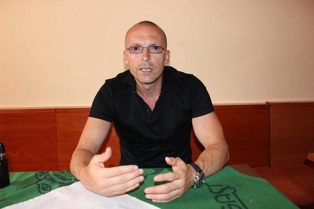 Odborník nanonverbální komunikaci Martin Cibulka.