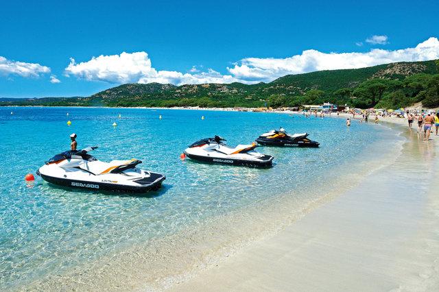 Pláže Palombaggia
