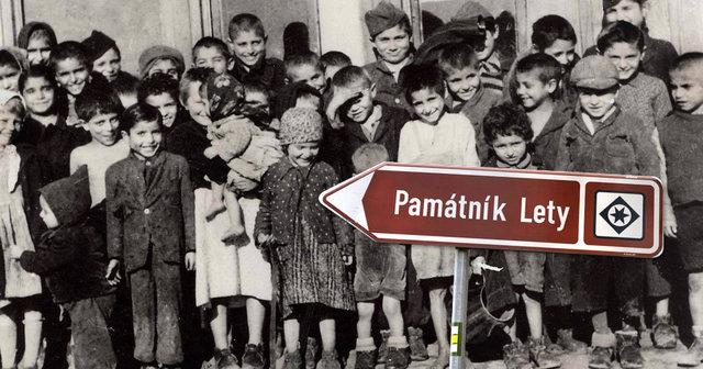 V koncentračním táboře Lety zemřely desítky dětí
