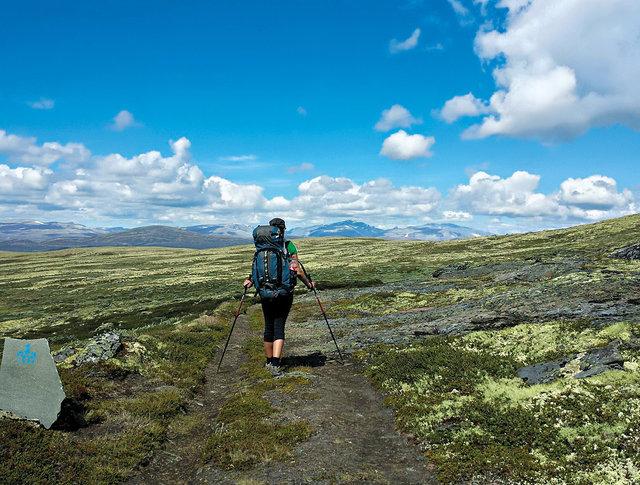 Norsko, Cesta svatého Olafa