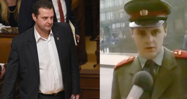 Komunistický poslanec Zdeněk Ondráček a někdejší příslušník SNB se v březnu 2018 stal šéfem sněmovní komise pro kontrolu GIBS