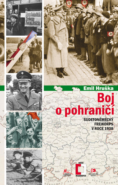 Obálka knihy Boj o pohraničí