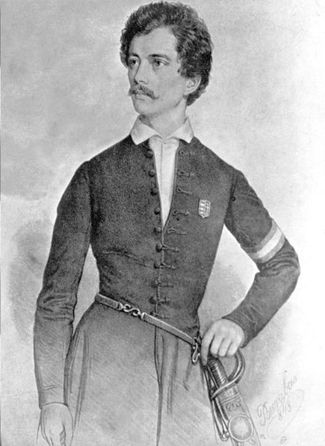Na podporu těchto požadavků vystoupili Maďaři 15. března 1848 v Pešti, kde poprvé zazněla Národní píseň (Nemzeti dal) Sándora Petőfiho.