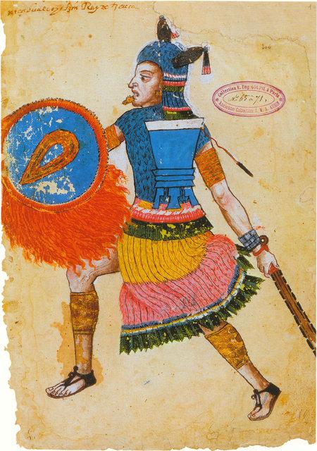 Nejlepší aztéčtí bojovníci se stali Jaguárem