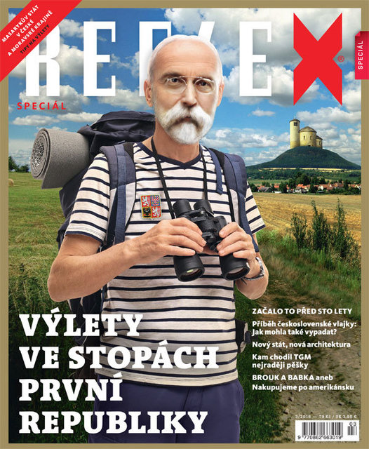 Speciál Reflexu: Výlety ve stopách první republiky
