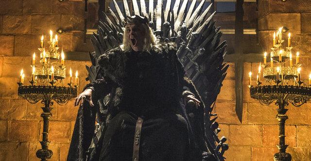 Krále Aerys II. Targaryen přezdívaný Šílený král