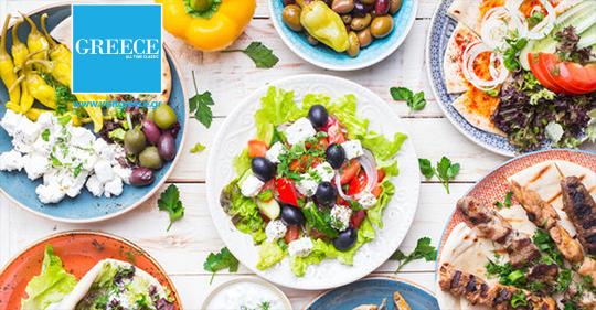 Co se vaří v Řecku?