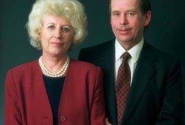 Olga stála po boku svého muže 32 let. Václav se s ní o všem radil, ona uměla naslouchat.