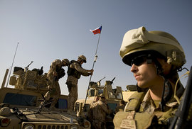 Před 10 lety začala Operace Trvalá svoboda. Připomeňte si činnost českých vojáků