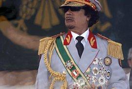 Libyjský diktátor Kaddáfí žádal svého nepřítele, Izrael, ať mu pomůže zachránit režim