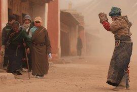 Život v Tibetu je někdy tvrdý