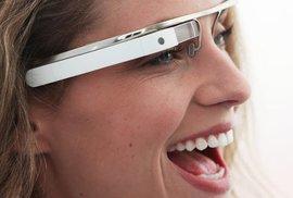 Designové návrhy brýlí od Googlu