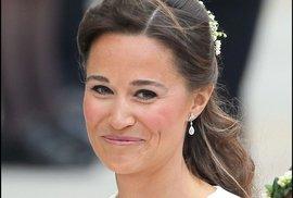Pippa Middletonová, sestra vévodkyně z Cambridge