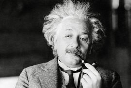 Einsteinovy deníky odhalily šokující rasismus. Číňany popsal jako stádní, odporný a tupý národ