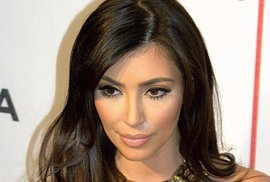 Ukázka práce Davida Shankbona: Kim Kardashian