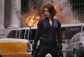 Z filmu Avengers