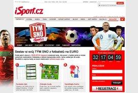 Fantasy hra: Sestavte Tým snů a vyhrajte EURO 2012