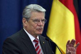 Nemohli bychom si pronajmout prezidenta z Německa?