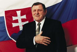 Vladimír Mečiar. Specifikum jeho vlády byly politické vraždy a únosy synů prezidenta