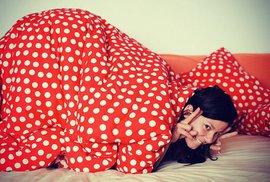 Ještě pět minut... Čeští instagramisté fotili své nedělní ráno