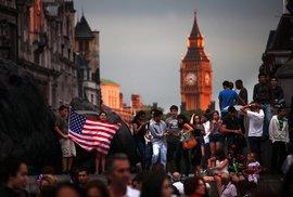 Multikulturní euforie: Jan Šibík zachytil olympijskou atmosféru v ulicích Londýna
