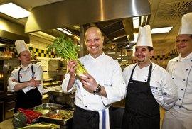 Michelinský šéfkuchař Roman Paulus: Jak zapůsobit na ženu? Dobrou rybou nebo mořskými …