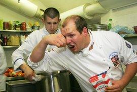 """""""Vařil jsem pro anglickou královnu."""" Jak jí šéfkuchař Pavel Sapík?"""