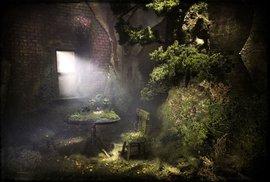 Podle Graema by takhle vypadaly naše domovy po apokalypse.