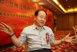 """Ani Murakami, ani McCarthy. Nobelovu cenu za literaturu získal """"neznámý"""" a """"vystrašený"""" Číňan Mo Jen"""