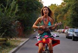 A nejlepším hudebním klipem o kolech se stává...