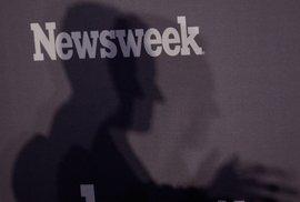 Konec jedné mediální legendy. Časopis Newsweek se stěhuje na internet