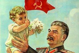 Stalinova láska ozařuje naše budoucí děti.