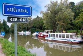 Už jste se projeli podél Baťova kanálu? Na kole rázovitým Slováckem až k rodnému domu učitele národů