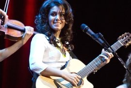Katie Melua: Nejskromnější britská zpěvačka
