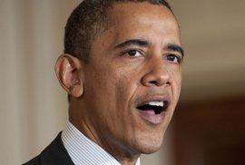 Takhle Obamu ještě neznáte. Konkuruje popovým zpěvačkám a rapperům