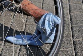 Máte špinavé kolo? Koledujete si o poruchu. Návod, jak se zbavit nečistot