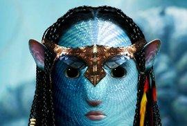 Postava Avatara ze stejnojmenného filmového hitu.