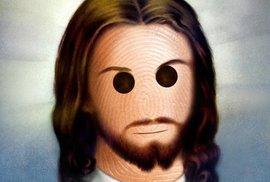 Blázen, nebo filozof? Autor obličejů na prstech vyzývá lidi, aby odhodili veřejné masky
