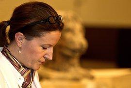 Předsedkyně LIDEM Karolína Peake složila funkci